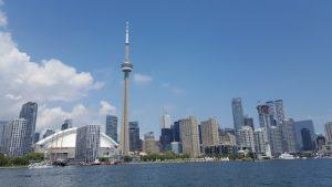 City of Toronto skyline